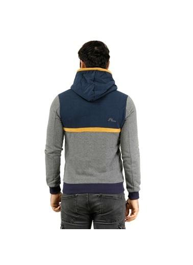 Phazz Brand Sweatshirt Gri